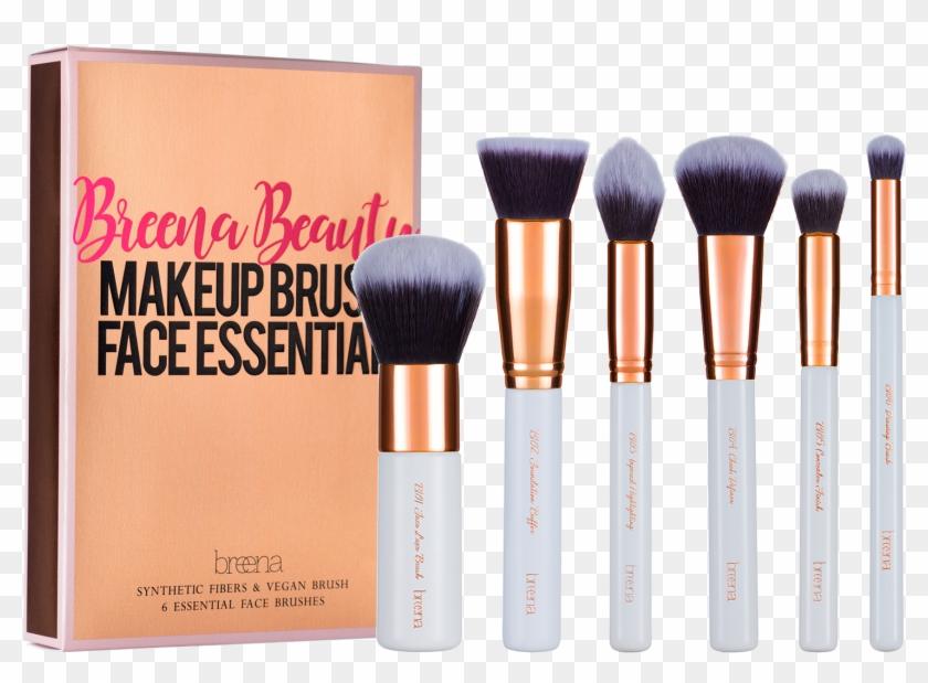 Face Essential Kit - Breena Beauty Brush #1675019