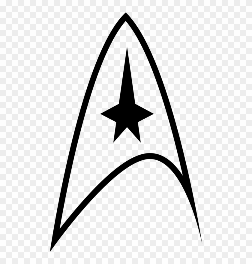 Star Trek Symbol - Printable Star Trek Badge #1676496