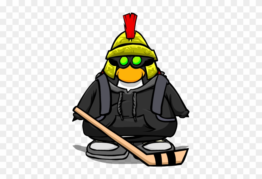 It First Appeared During The Clan Era - Club Penguin Rpf Owner #1676675