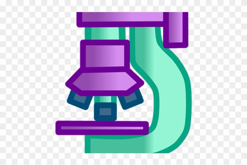 Microscope Clipart Microscopy - Science Lab Microscope Clip Art #1677580