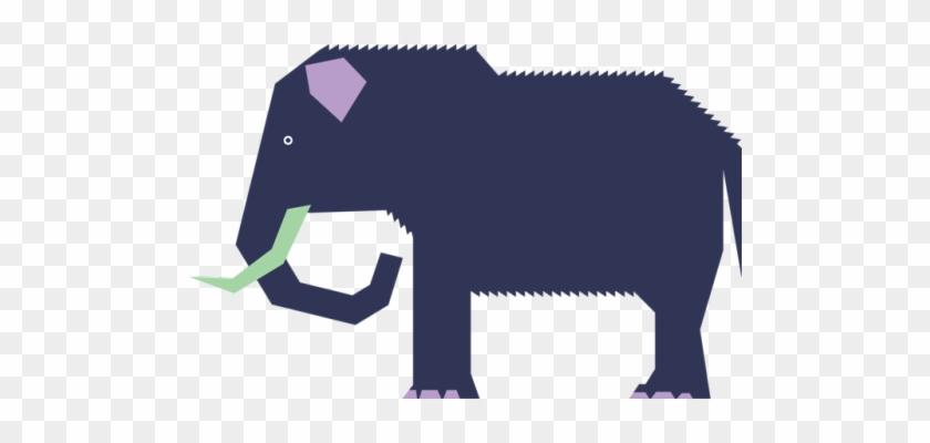 Mastodon - African Elephant #1678432