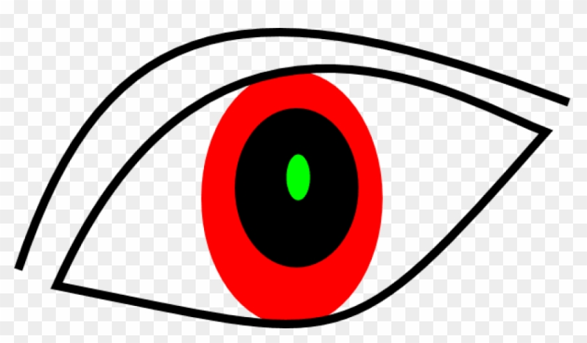 Free Png Download Red Eye Png Images Background Png - Red Eye Clipart #1679088