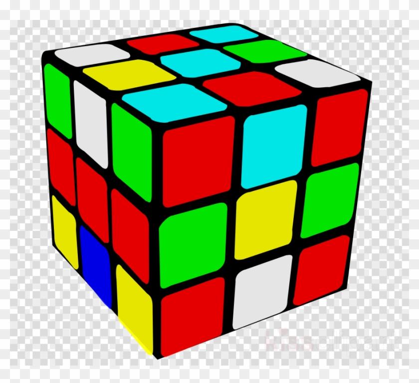 80's Rubik's Cube Clipart Rubik's Cube Best Algorithms - Surface