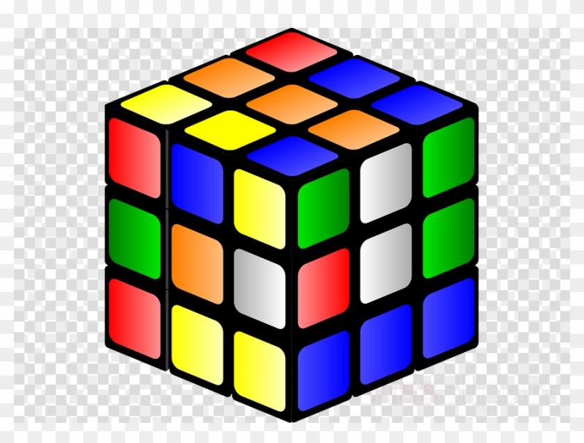 Isometric Rubix Cube Clipart Rubik's Cube Puzzle - Rubix Cube Clip Art #1680001
