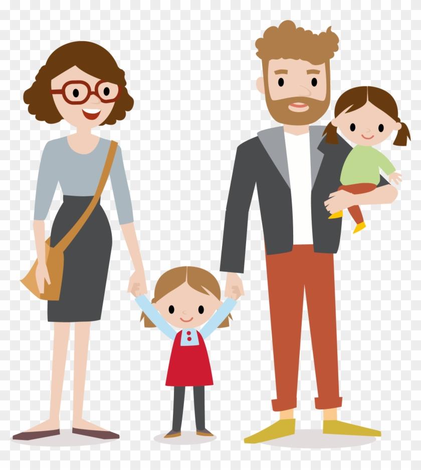 Parent Talking To Child Clipart - Md Urgent Care #257304