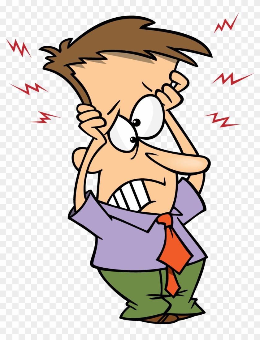 Headache Animation Png - Cluster Headaches