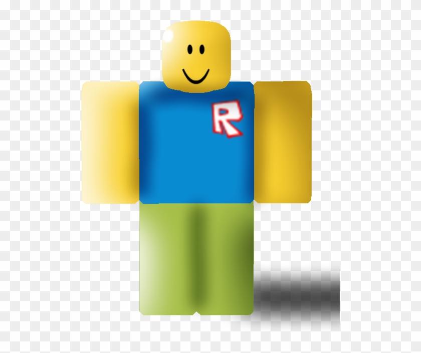 Hd Roblox Noob By Mineboyback2 Roblox Noob Render Free