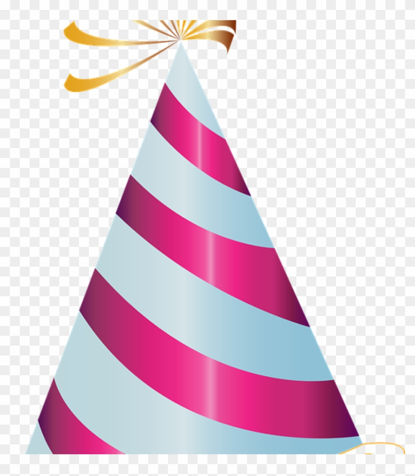Birthday Hat Images Happy Birthday Hat Party Free Vector - Party Hat Clip Art #257743