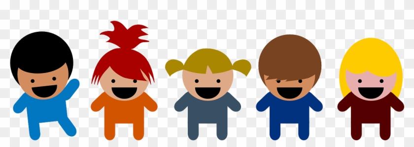 Animated Pictures Of Children - School Children #257907