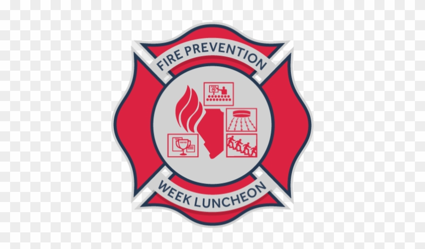 Fire Prevention Luncheon Logo - Chicago Fire Soccer Club #258350