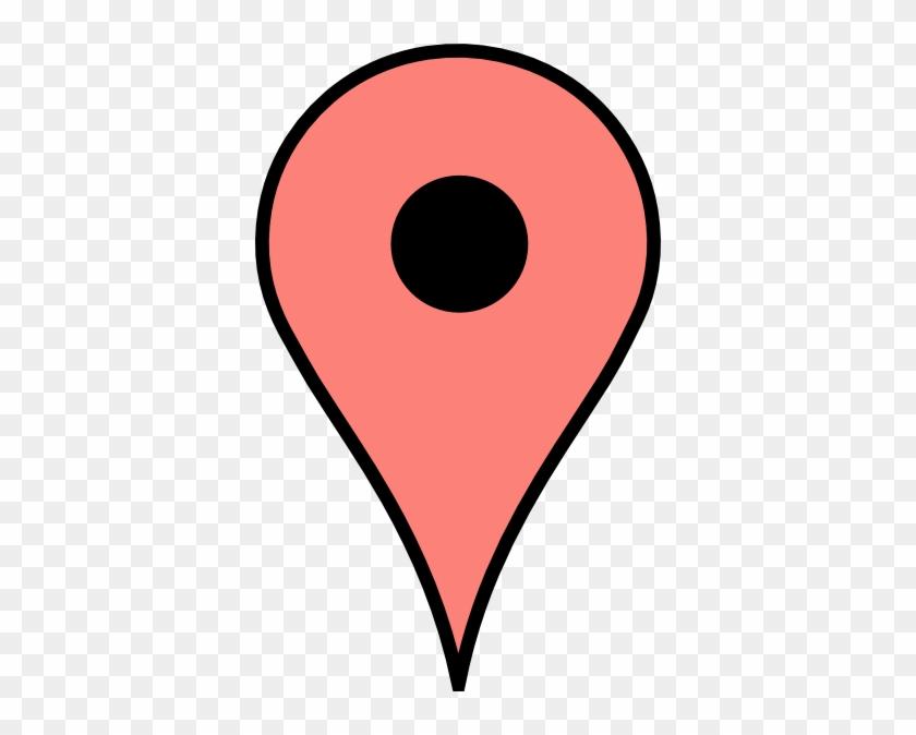 Map Clipart Google Map - Google Maps Clip Art #258740