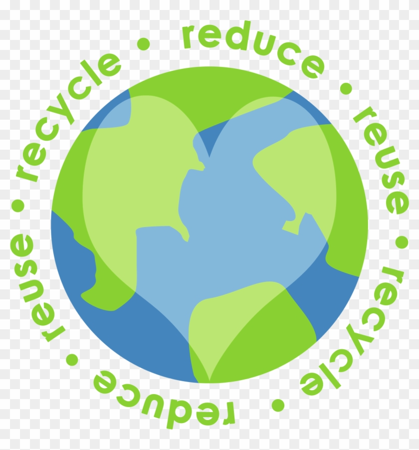 Reduce Reuse Recycle Symbol Aman Bhalla Institute Of Engineering