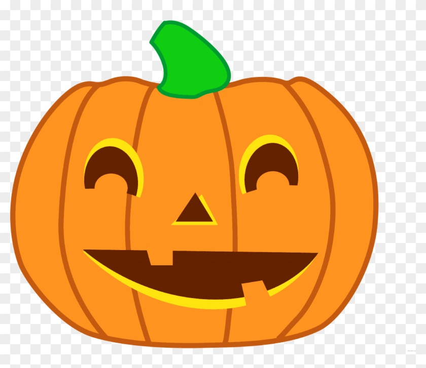 Halloween Cliparts De Calabazas Alta Calidad - Cute Jack O Lantern Clipart #258886