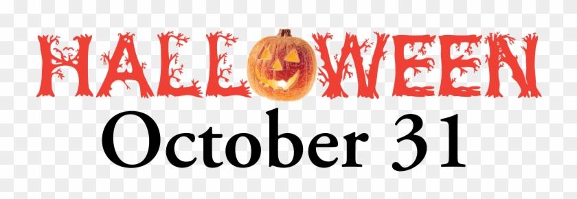 Happy - Halloween - Banner - Clip - Art - Happy Halloween 31 October #258927