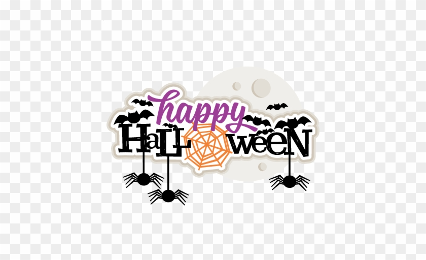 Happy Halloween Pictures Clip Art - Happy Halloween Clip Art #258959