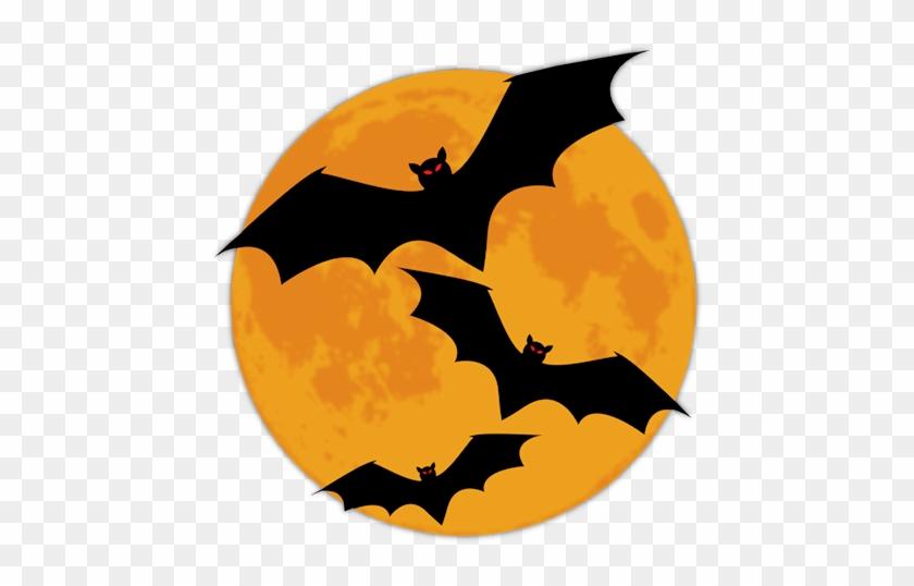 Moon-008 - Halloween Moon Png Clipart - Free Transparent ... (840 x 538 Pixel)
