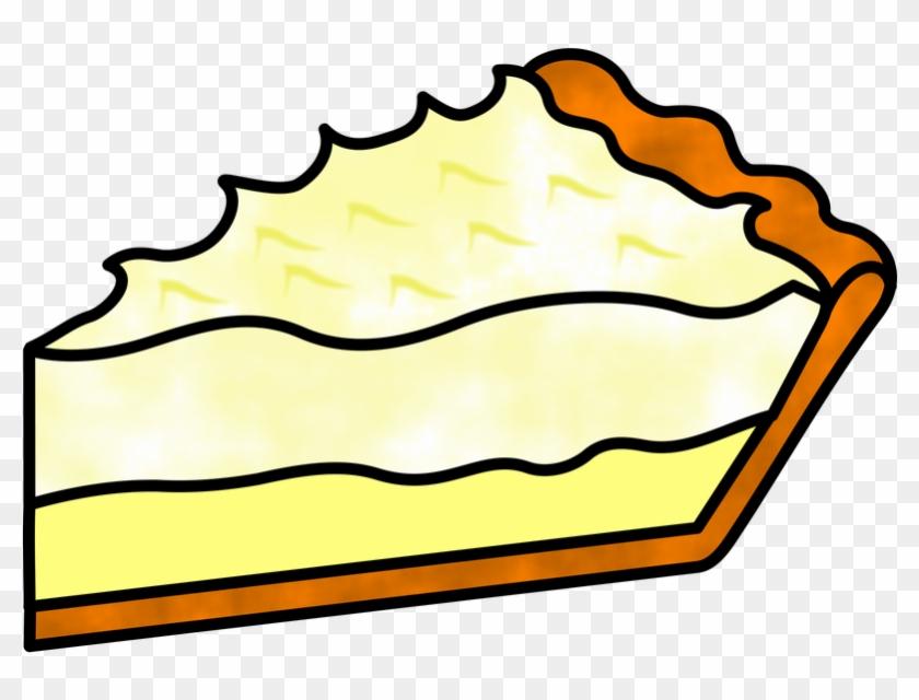 Lemon Meringue Pie - Lemon Meringue Pie Drawing #259328