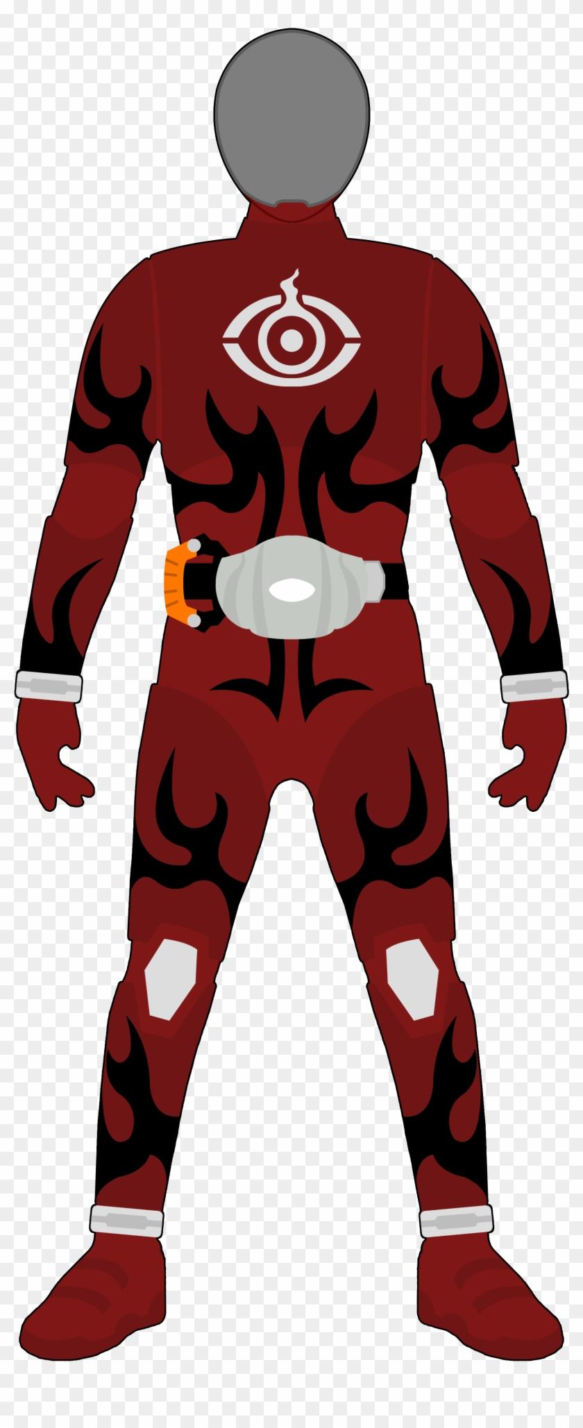 Kamen Rider Ghost Tokon Boost Transient By Raidenzein - Kamen Rider Ghost #259345