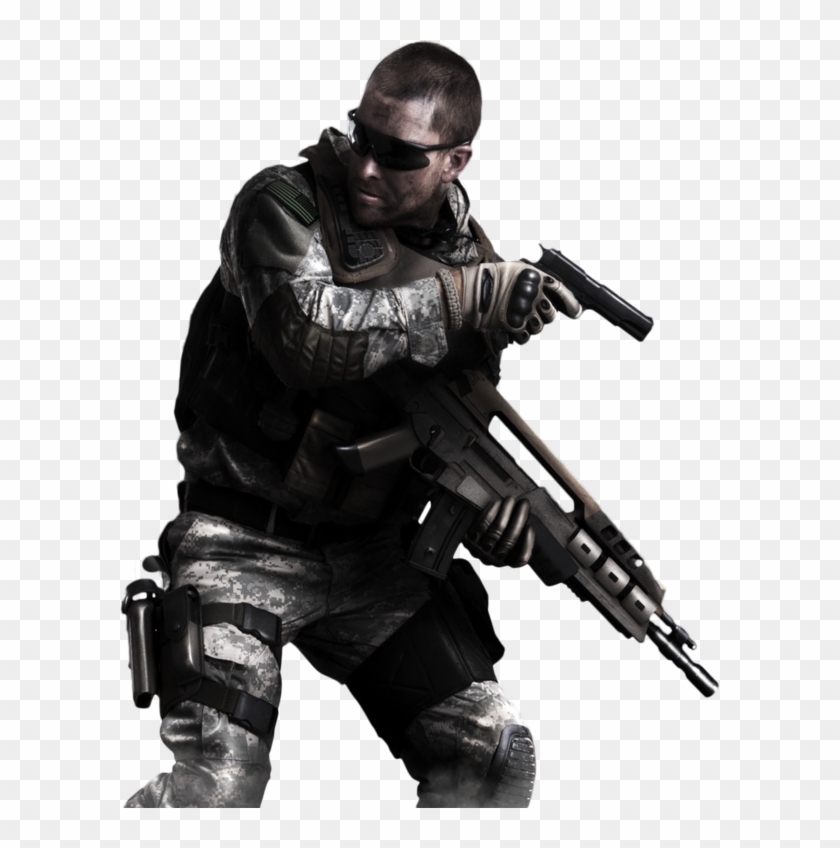 Call of Duty Ghosts Clip Art
