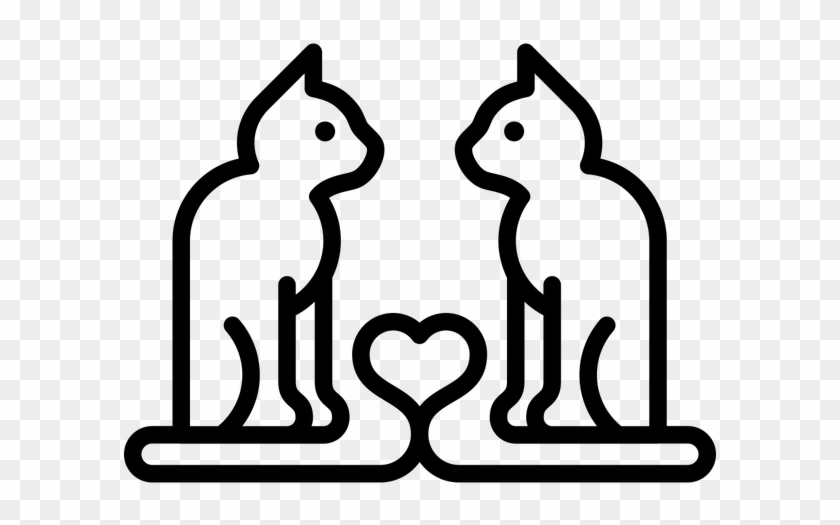 Mat Clipart Cat Sat - Cake Mold Icon - Free Transparent PNG