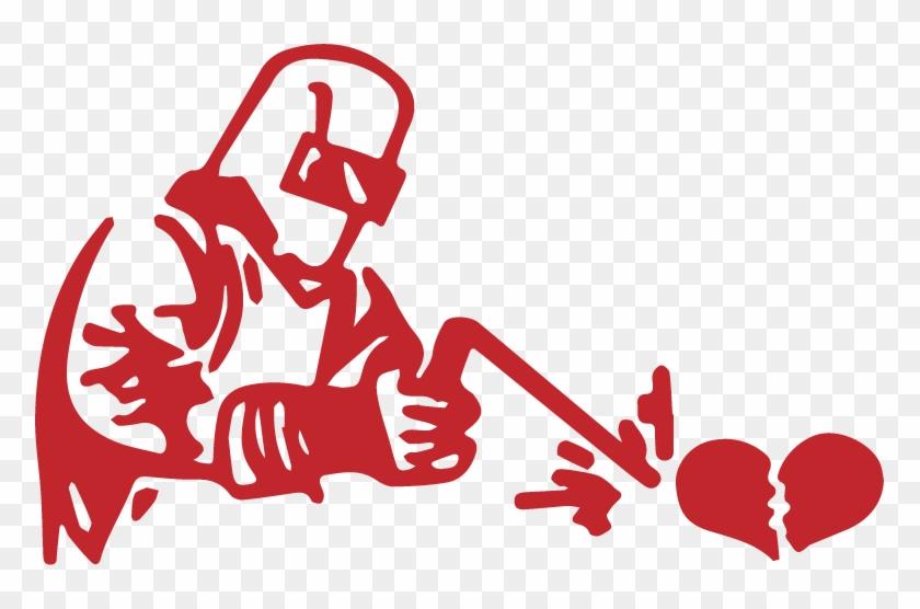 Roettger Welding Logo Graphic Design Free Transparent Png Clipart Images Download