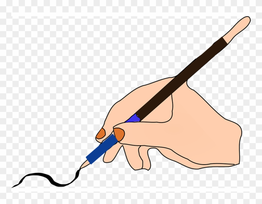 Writing Pen Clipart #1684176