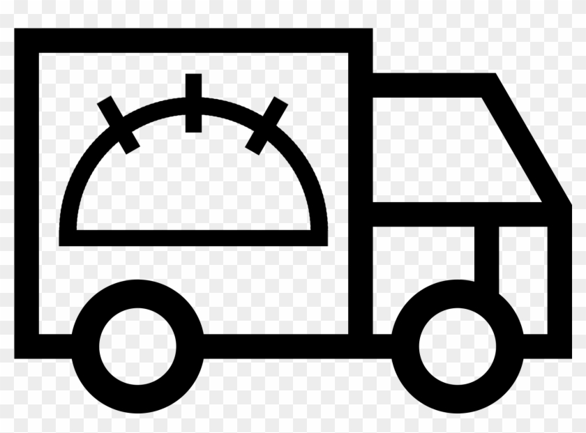 Shipping Trucks Icon Png #1684965