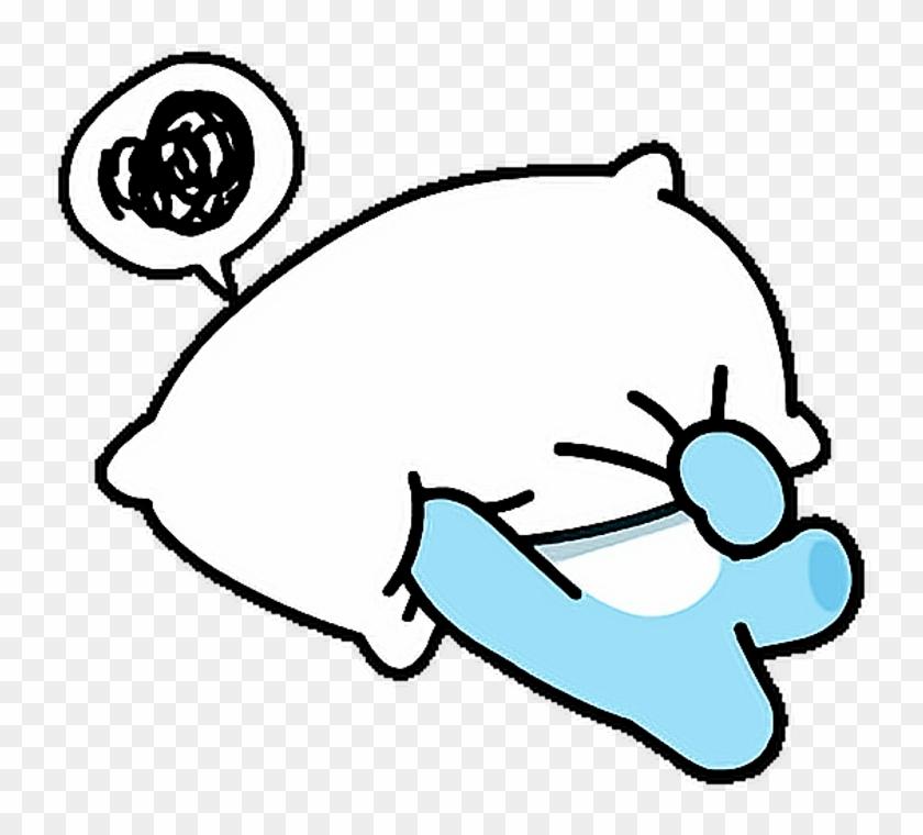 451 4510644 koya bt21 mignon cute koyabt21 bt21koya bts dodo dormir bt21 koya gif