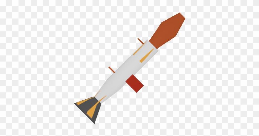 Unturned Skin Warhead Rocket Launcher - Unturned Rocket Launcher Png #1685328