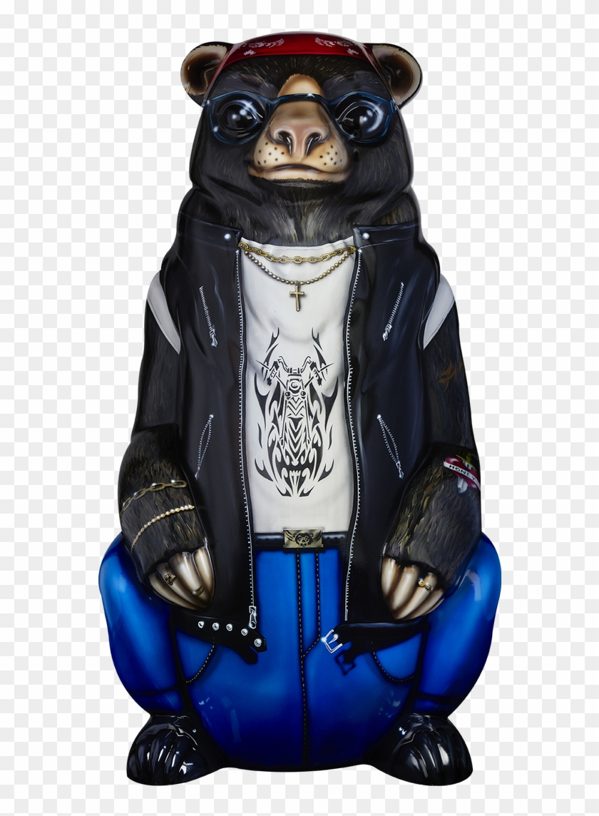 Harley, The Original Bears Angel Sold For £2,200 - Common Chimpanzee #1685501