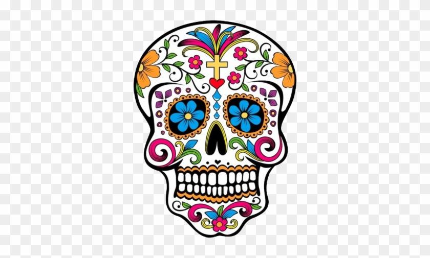 Day Of The Dead - Calavera Dia De Muertos #1686688