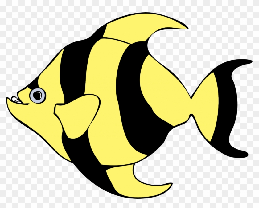 Approved Fish Clip Art For Kids Cute Transparent Library - Fish Clipart Transparent Background #1686917