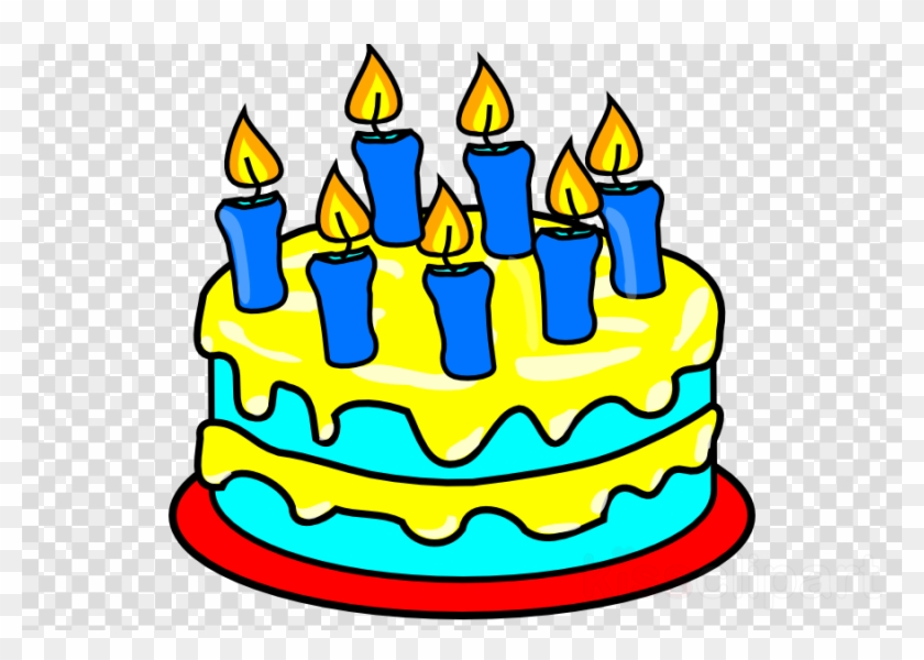 Awesome Birthday Cake With 7 Candles Clipart Birthday Cake Birthday Cake Funny Birthday Cards Online Necthendildamsfinfo