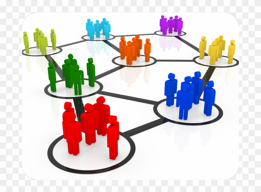 Christ Lifeline Ministry Is Administered By A Team - Clustering In Social Networks #1687904