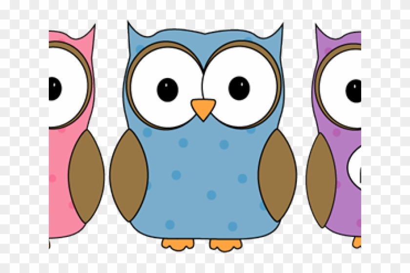 Owl Clipart Leader - School Owls Clipart #1688161