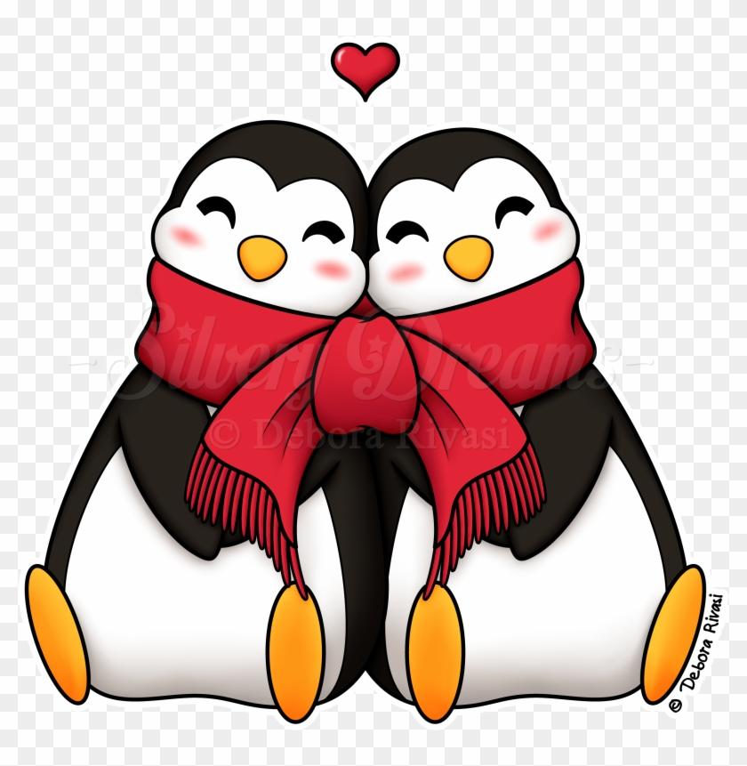 Смешные пингвины рисунки, годик картинках