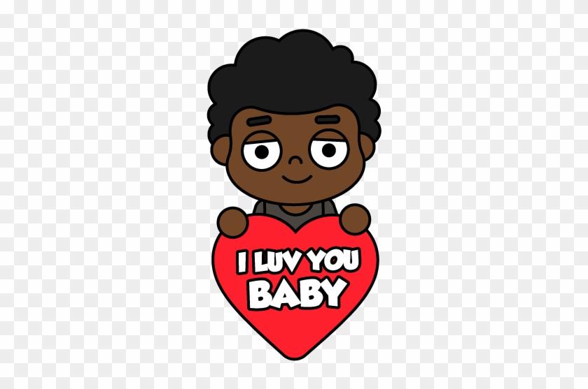 The Black Love For Valentine's Day App - Valentines Day Black Love #1691802