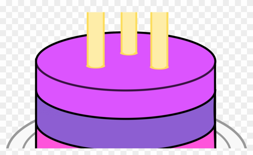 1st Birthday Cake Vector Free Download Techflourish - Simple Birthday Cake Png #1693786
