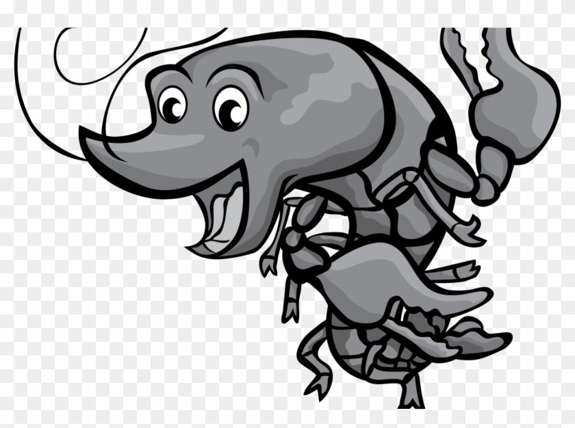 Crawfish Free File Huge Freebie Download For Powerpoint - Mardi Gras Crawfish Clipart #1695628