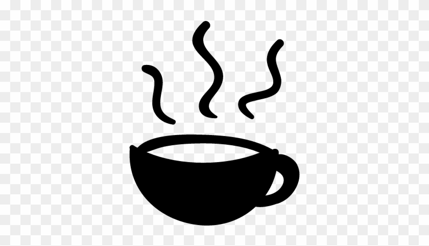 Coffee Cup With Steam Vector - Coffee Cup With Steam #1697164