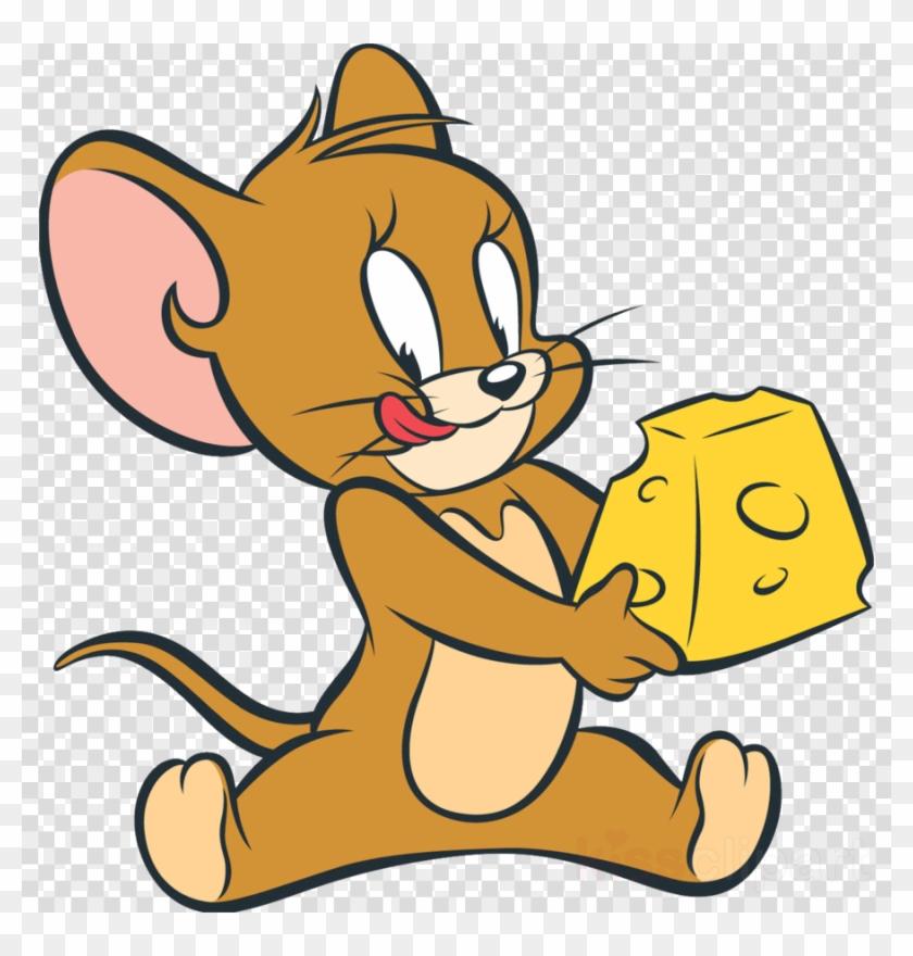 Cat Chasing Mouse Cartoon Clipart Vector - FriendlyStock