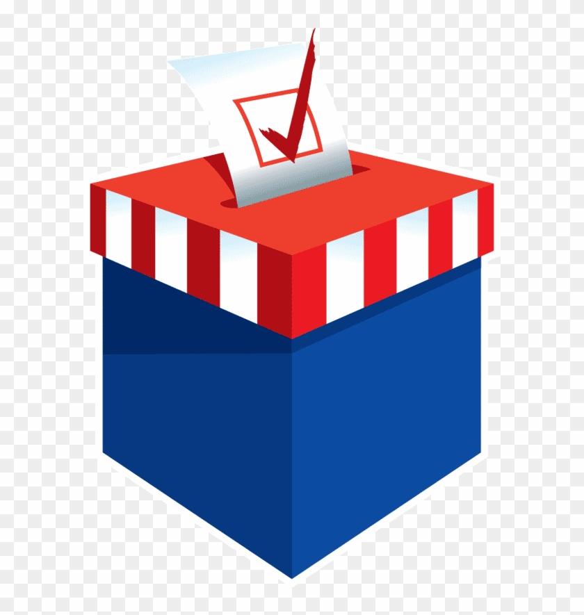 Vote Clipart Absentee Ballot - Vote Clipart Ballot Transparent #1698534