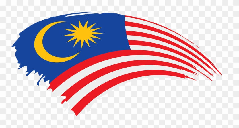 Malaysia Flag Vector Free , Png Download - Malaysia Flag Vector Free #1698630