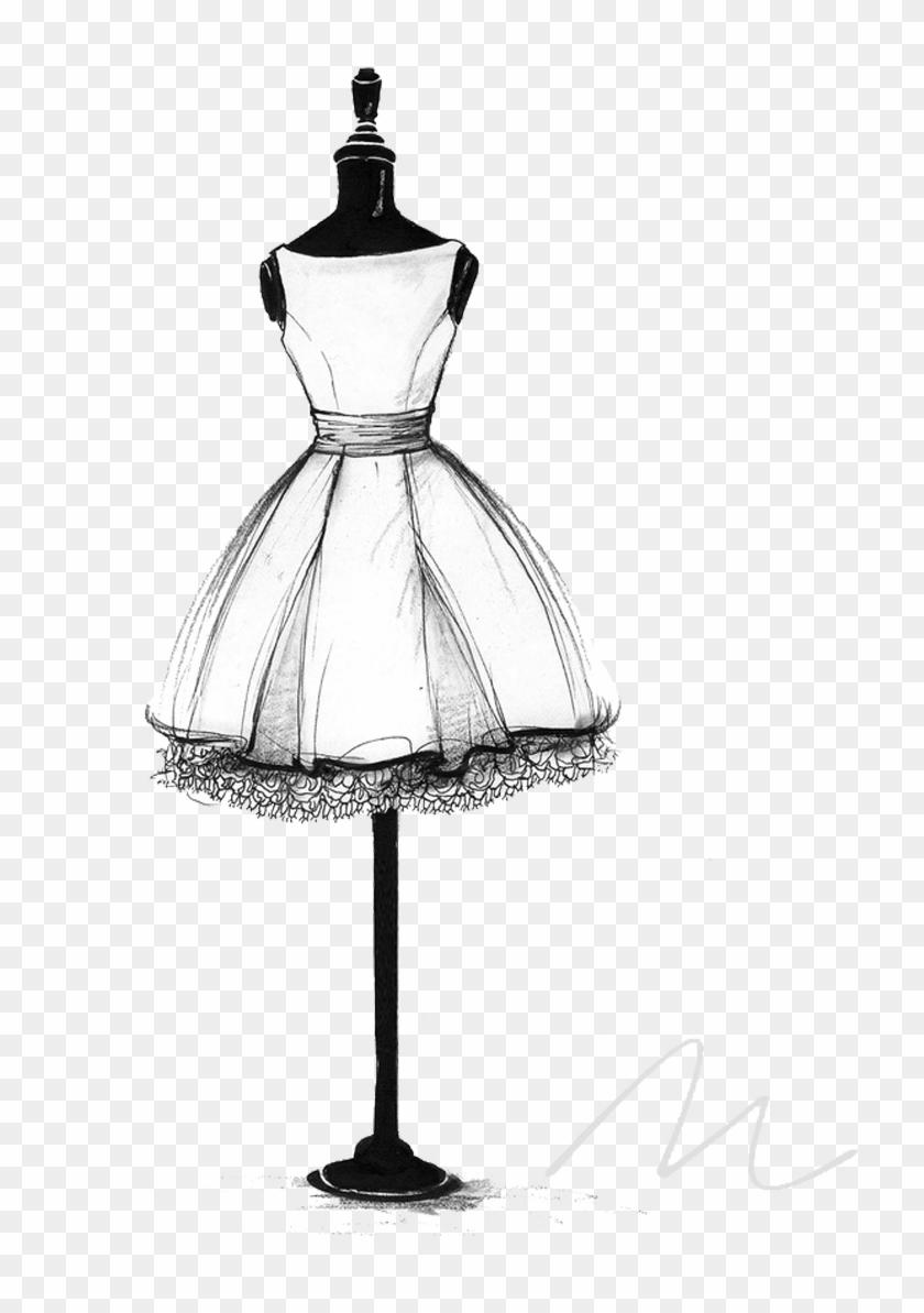 Wedding Dress Drawing Easy