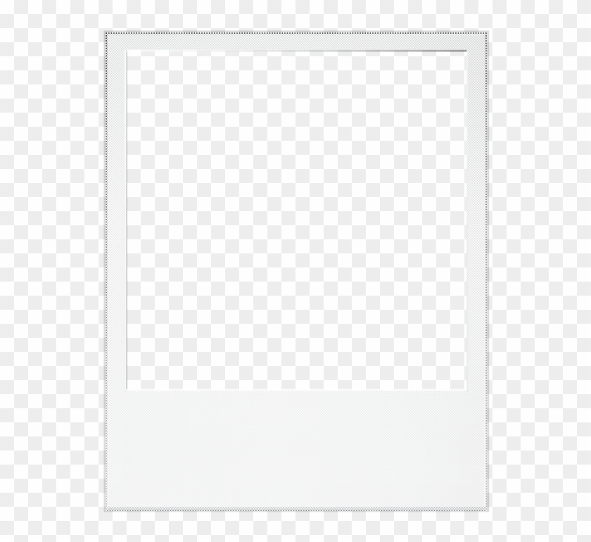 19 Polaroid Vector Stock Blank Huge Freebie For Powerpoint - Black Picture Frame Template #1700098