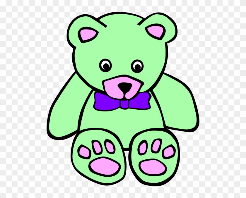 Teddy Bear Colouring Pages - Free Transparent PNG Clipart Images Download