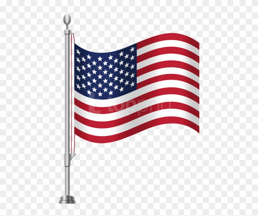 Free Png Download United States Of America Flag Clipart Usa Flag Clipart Png Free Transparent Png Clipart Images Download
