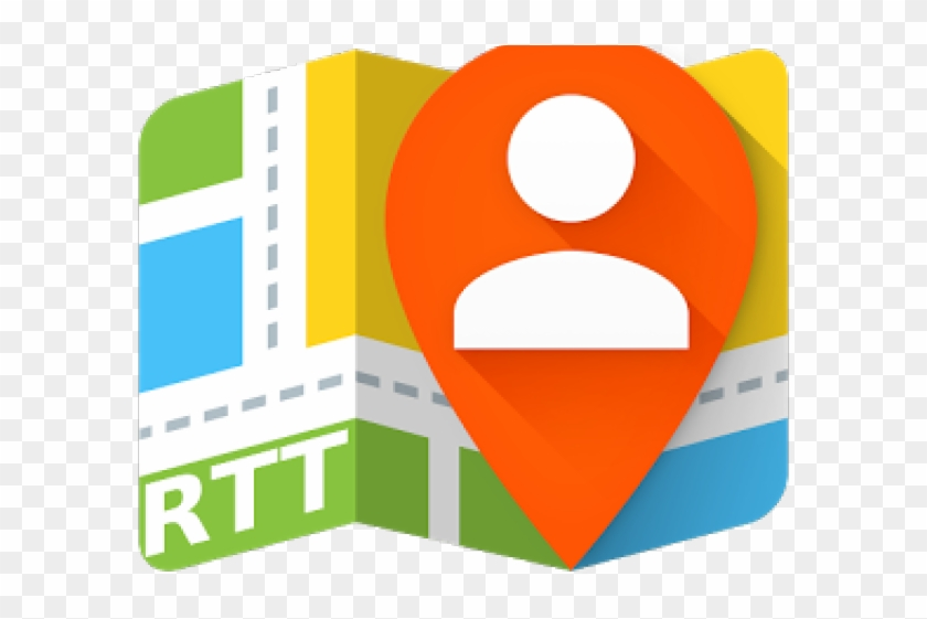 Maps Clipart Gps Tracking - Real Time Gps Tracker 2 #1700670