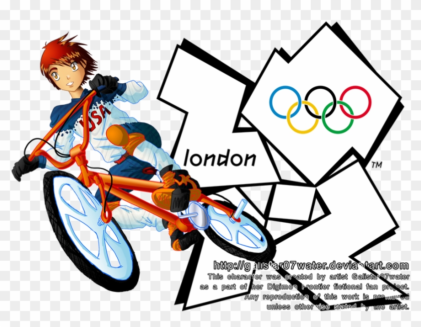 Troy At The 2012 London Olympics By Galistar07water - London 2012 Summer Olympics #1703372