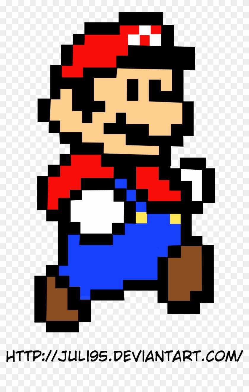 Super D World Characters Super Mario Bros Pixel Free